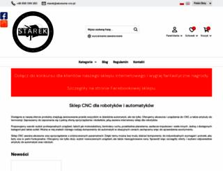 akcesoria-cnc.pl screenshot