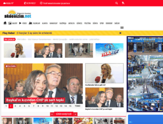 akdenizim.net screenshot