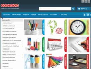 akdoganpromosyon.com.tr screenshot