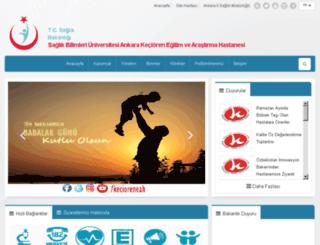 akeah.gov.tr screenshot