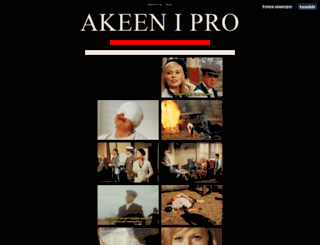 akeenipro.com screenshot
