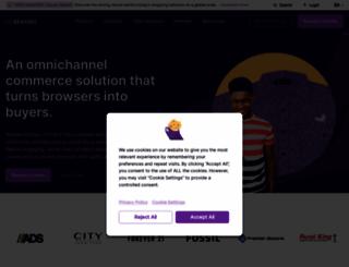 akeneo.com screenshot