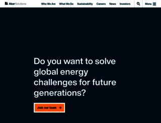 akersolutions.com screenshot