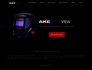 aketek.com screenshot