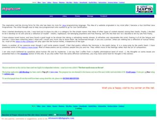 akgupta.com screenshot