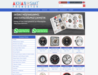 akhanpromosyon.com screenshot