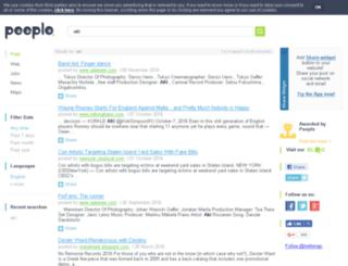 aki.us.splinder.com screenshot