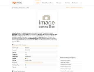 akibsoftech.com.foxmos.com screenshot