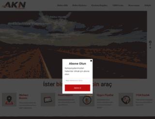 akinfilo.com screenshot