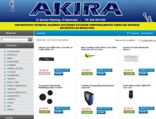 akiragames.com screenshot