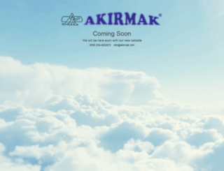 akirmak.com screenshot