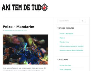 akitemdetudo.com screenshot