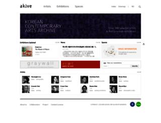 akive.org screenshot