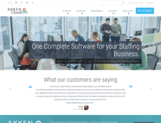 akken.com screenshot