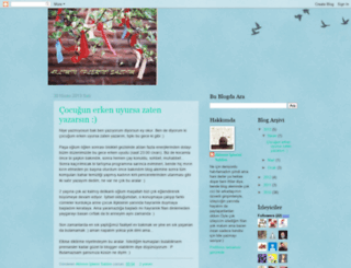 akliminipleriniseveyim.blogspot.com screenshot