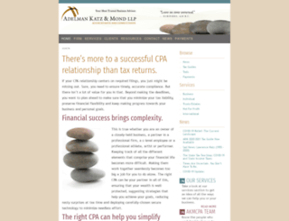akmcpa.com screenshot