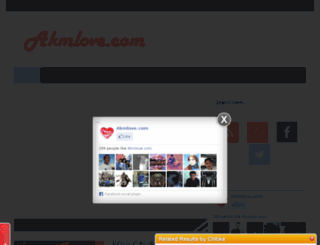 akmlove.com screenshot