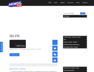 akmoo.com screenshot