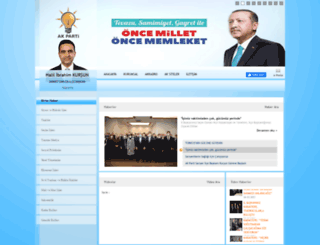 akpartisariyer.com screenshot