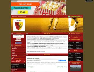 akpvikingjankowice.futbolowo.pl screenshot
