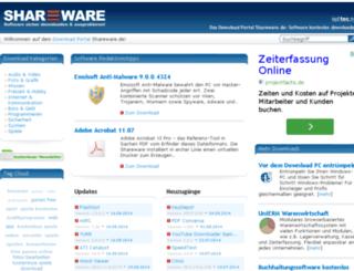 akquise-2008.shareware.de screenshot