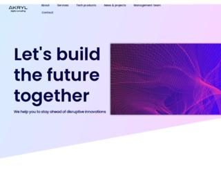 akryl.net screenshot
