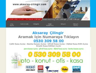 aksaray-cilingir.com screenshot