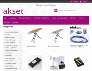 akset.com screenshot
