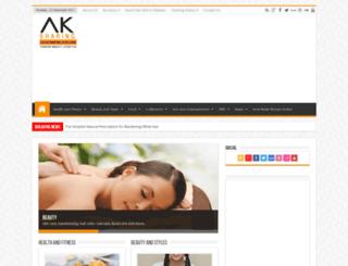 aksharing.com screenshot
