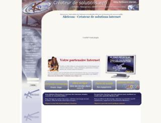 akticom.com screenshot