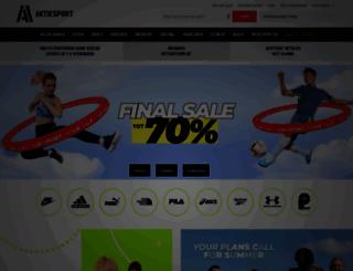 aktiesport.nl screenshot