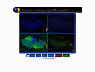 aktual.meteopress.cz screenshot