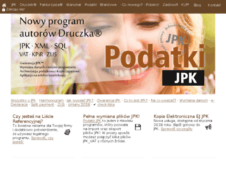 aktualizacje.jzk.pl screenshot