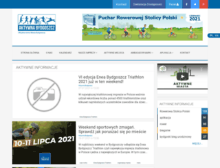 aktywna.bydgoszcz.pl screenshot