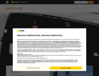 aktywnywypoczynek.onet.pl screenshot