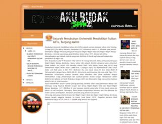 akubudakspace.blogspot.co.uk screenshot