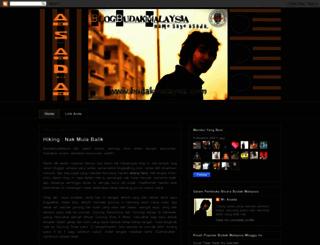 akudakmalaysia.blogspot.com screenshot