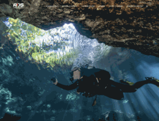 akumaldiveshop.com screenshot