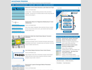 akuntansipendidik.blogspot.com screenshot
