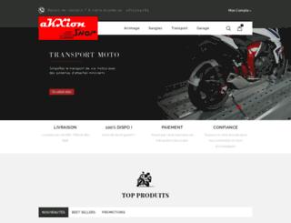 akxionshop.com screenshot