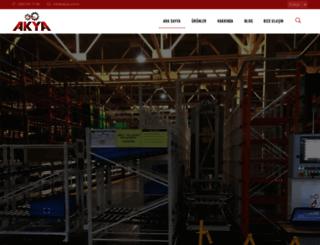 akya.com.tr screenshot