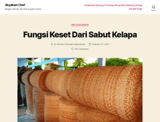 akyakam.com screenshot