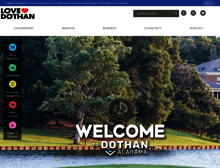 al-dothan.civicplus.com screenshot