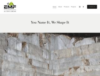al-enjaz.com screenshot