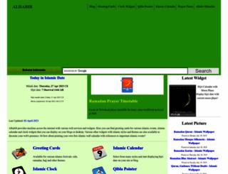 al-habib.tripod.com screenshot