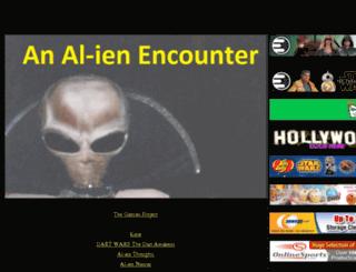 al-ien.com screenshot