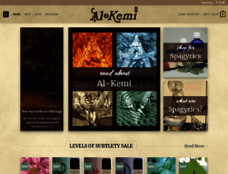 al-kemi.com screenshot