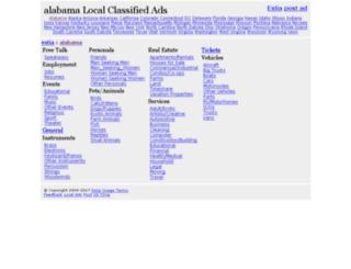 alabama.estia.com screenshot