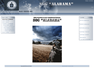 alabama.ucoz.net screenshot