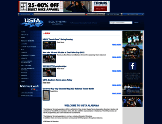 alabamata.usta.com screenshot